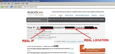 Change Your IP Address - US IP address