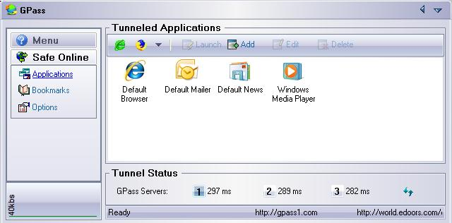 GPass - Free Hide IP