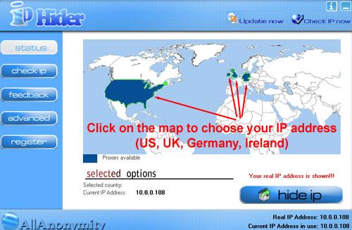 IP Hider 4.0 click