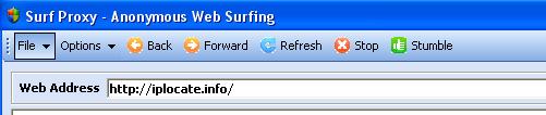 SurfProxy - New Hide IP Tool