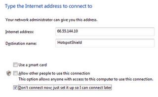Hotspot Shield Vista64 - VPN