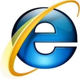 Change IP Internet Explorer toolbar