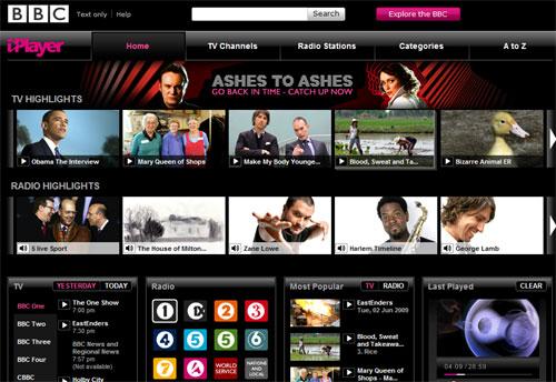 US BBC iPlayer