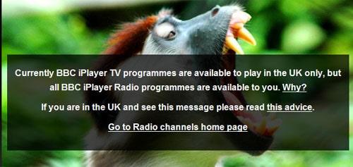 Unblock BBC iPlayer outside UK