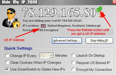 Hidemyip UK IP