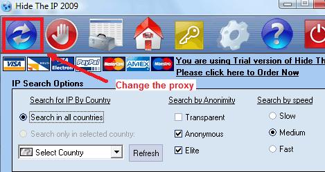 Hide The IP 2009 Change