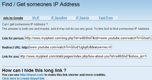 MyIPTest - Get IP Address