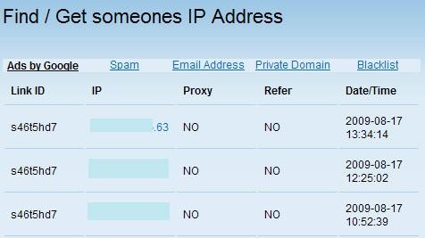 MyIPTest Find IP Address