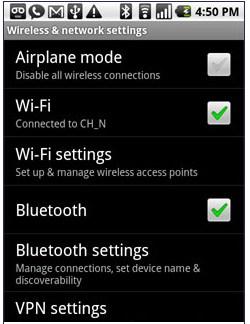Nexus One VPN Step 3
