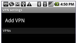 Nexus One VPN Step 4