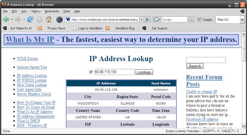 Portable Anonymous Browsers - xb-Browser