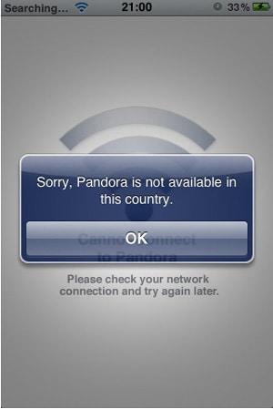 iPad VPN service