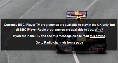 Watch Formula One Live Online