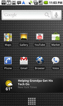 Motorola Droid 2 VPN setup