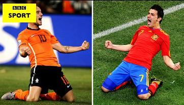 Watch World Cup Final 2010 Live Online
