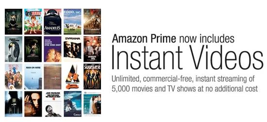 Unlock Amazon Prime