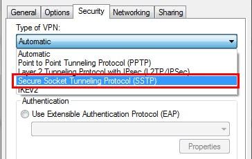 SSTP VPN Providers