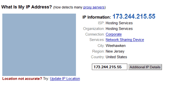 Free VPN Connection - IP one