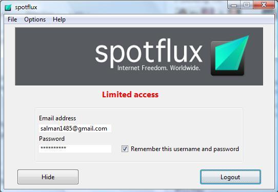 VPN Raptor Limited access