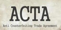 ACTA - SOPA