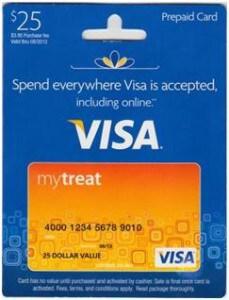 Hulu Prepaid Card
