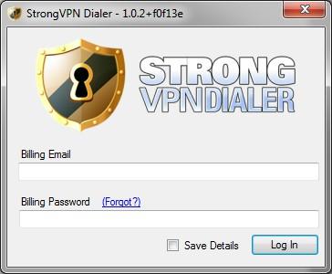 StrongVPN Windows VPN Client