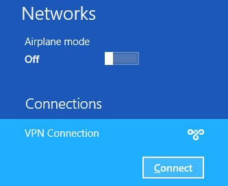L2TP VPN Windows 8 - Step 15
