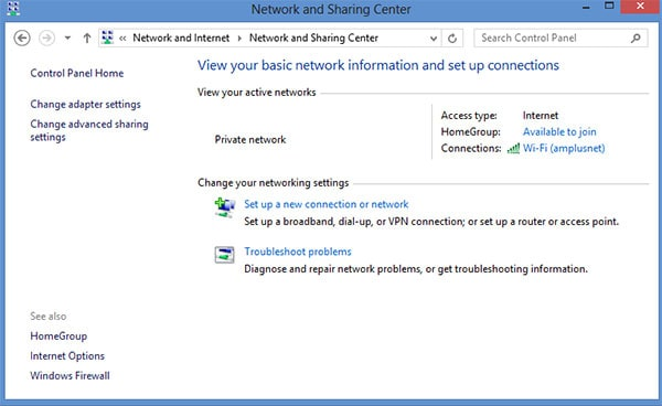 L2TP VPN Windows 8 - Step 4