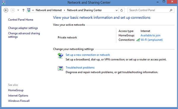 L2TP VPN Windows 8 - Step 4