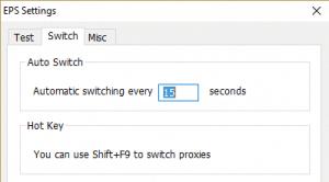 Auto Change IP Proxies - Elite Proxy Switcher