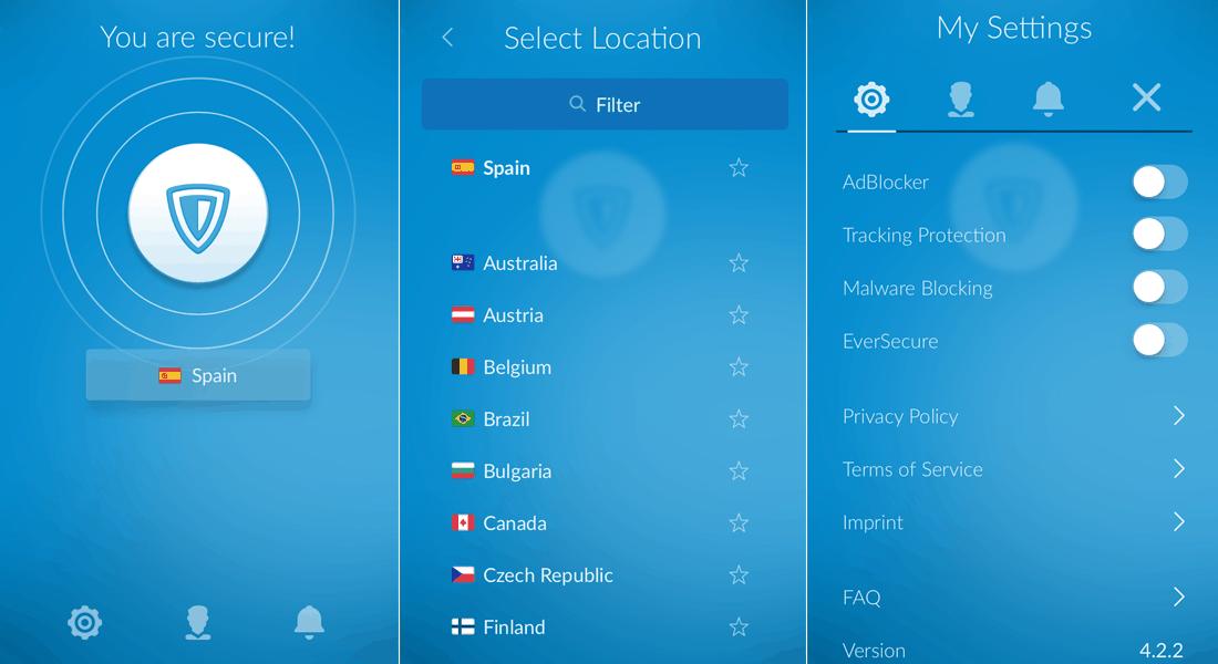 ZenMate Premium Review - ZenMate iOS app