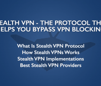 What is the Stealth VPN protocol